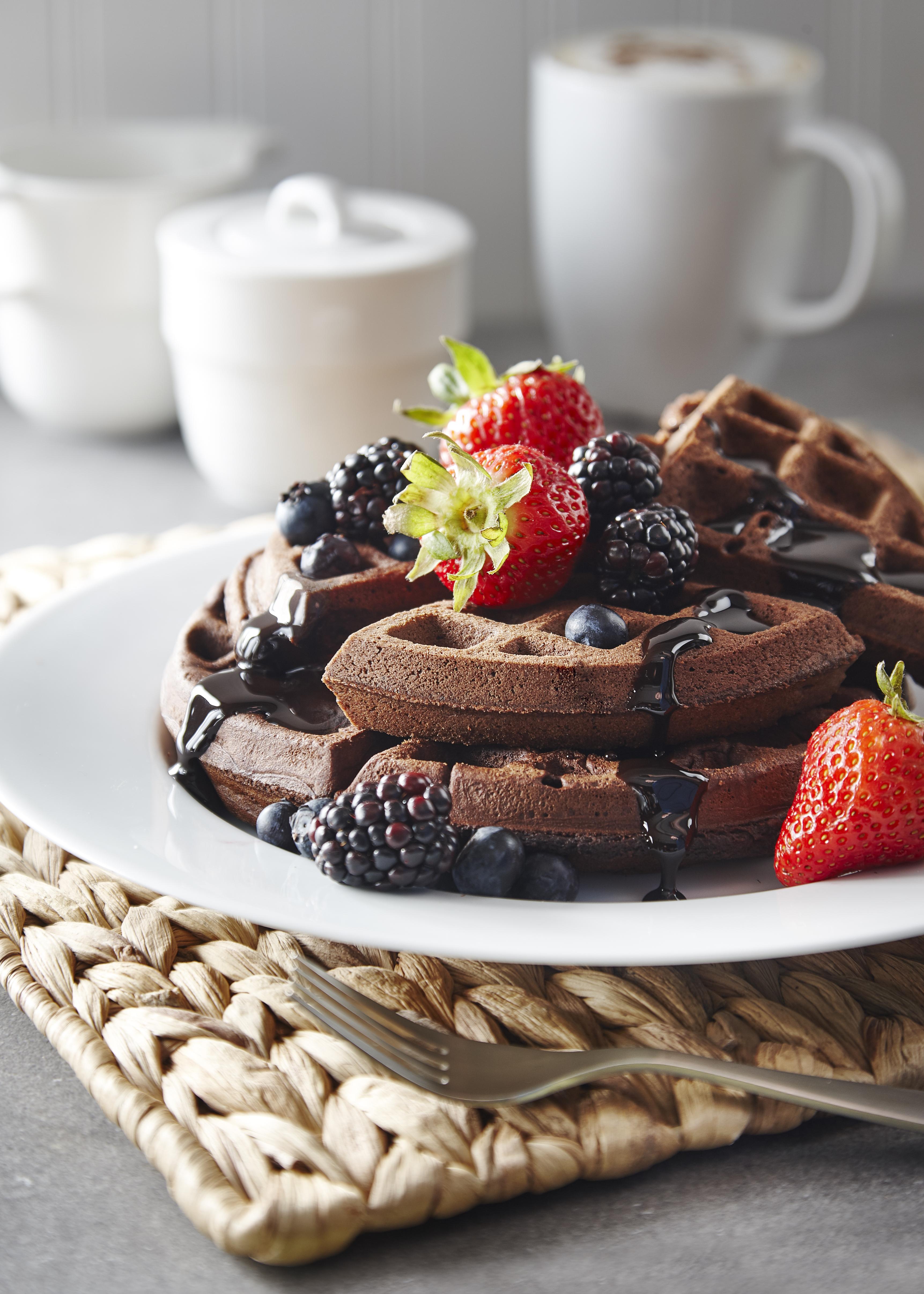 gaufre chocolat 2