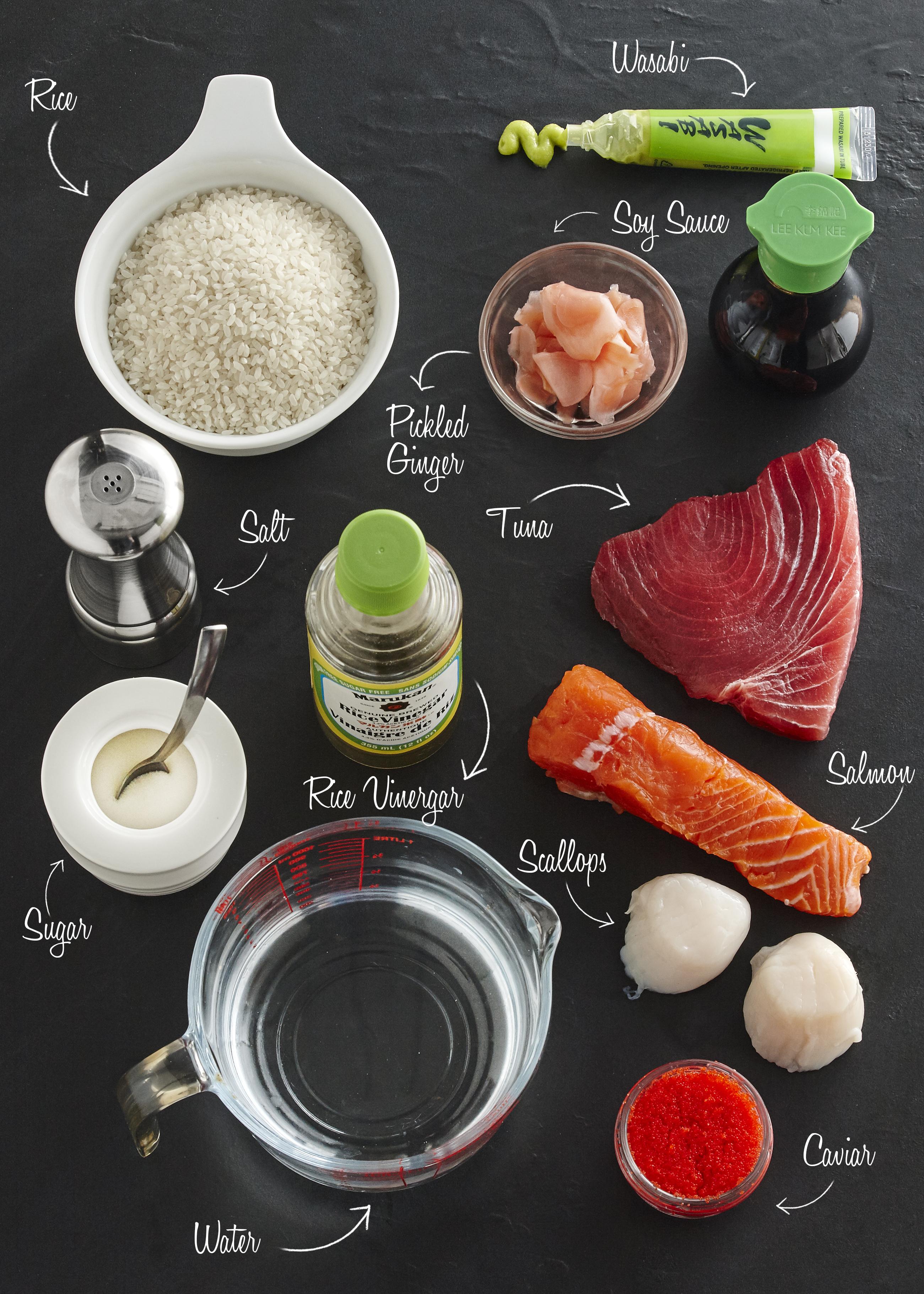 sushi-ingredients