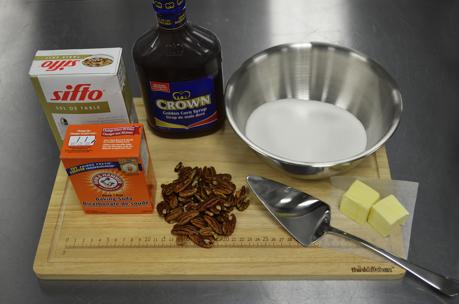 INGREDIENT BRITTLE