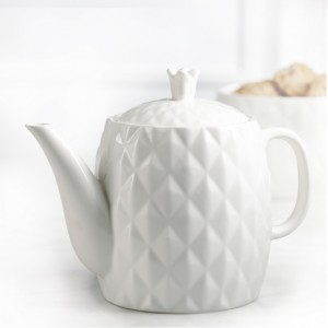 Tropical Tea Pot