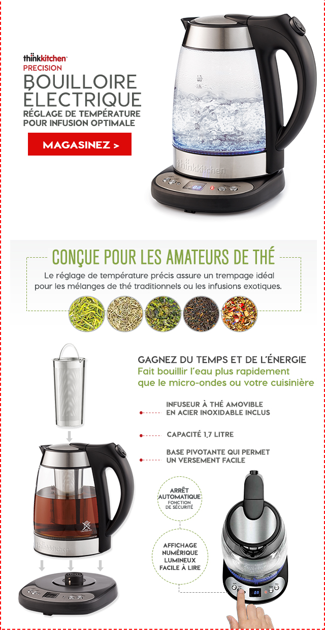 thinkkitchen Precision Kettle - Discover More Graphic - FR
