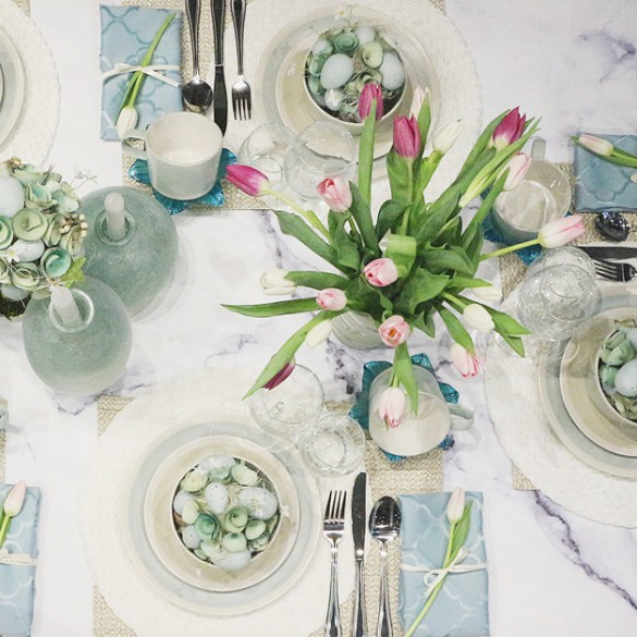 Set the Perfect Table for Easter