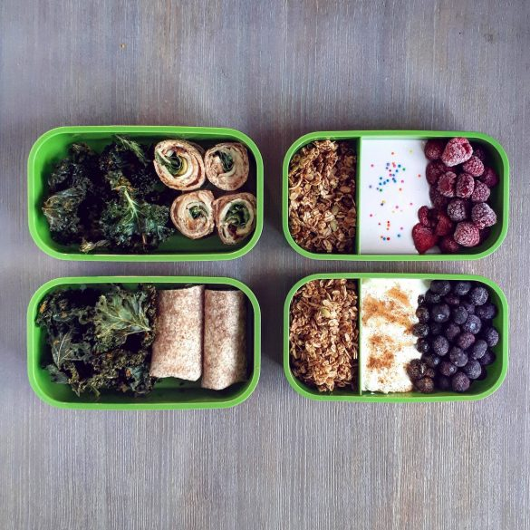 A+ Lunch Box Recipes For A Healthy Back-To-School!