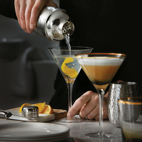 Get Your Cocktail Hour Holiday-Ready With Our Top 6 Recipes