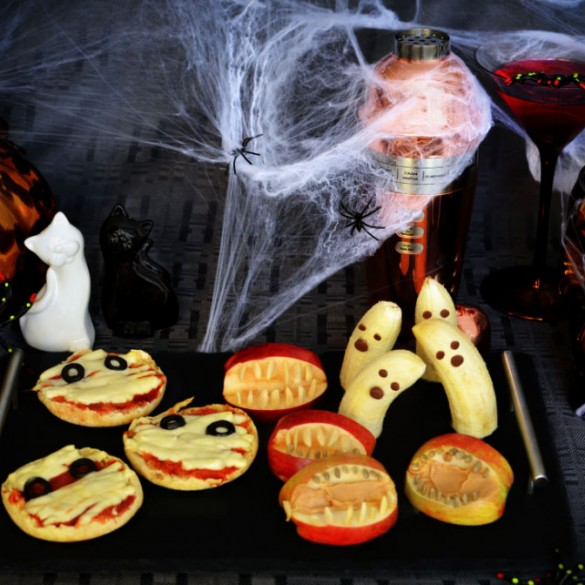 Spooktacular Healthy Halloween Treats