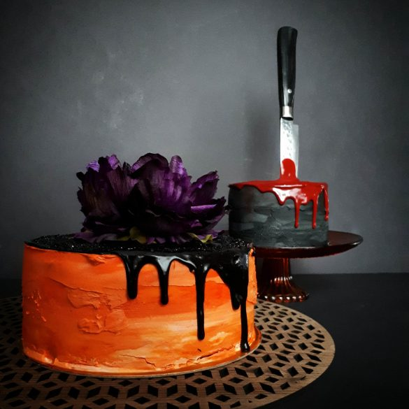 Spooktacular Baking: Decorated Desserts For A Frightful Halloween