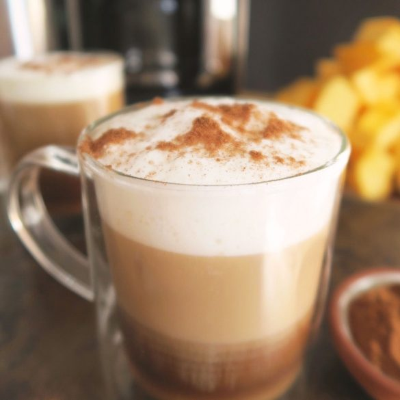 Make Your Own Pumpkin Spice Latté At Home