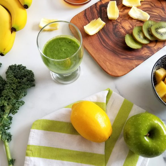 The Detox Smoothie You Need By Lucie-Rose Lévesque