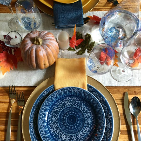 How To Set The Perfect Fall Table