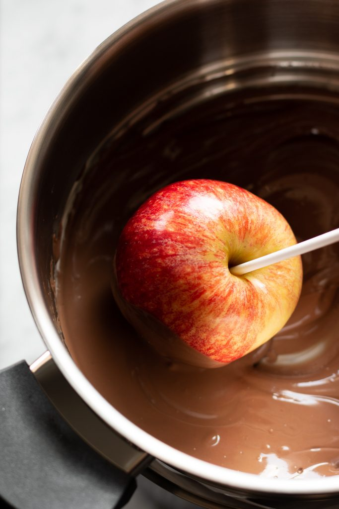Chocolate Fall Apple Recipe